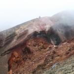 Mount Ngauruhoe Red Crater