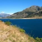 Bergsee irgendwo auf der Südinsel
