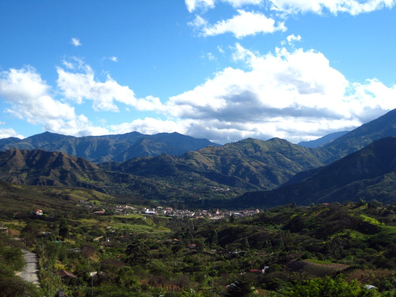 Das traumhafte Vilcabamba-Tal