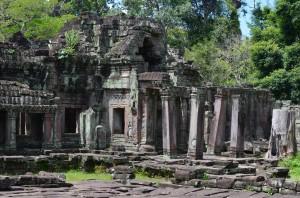 "Preah Khan ( (""Heiliges Schwert"")"
