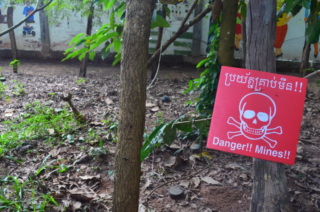 Landmine Museum Angkor