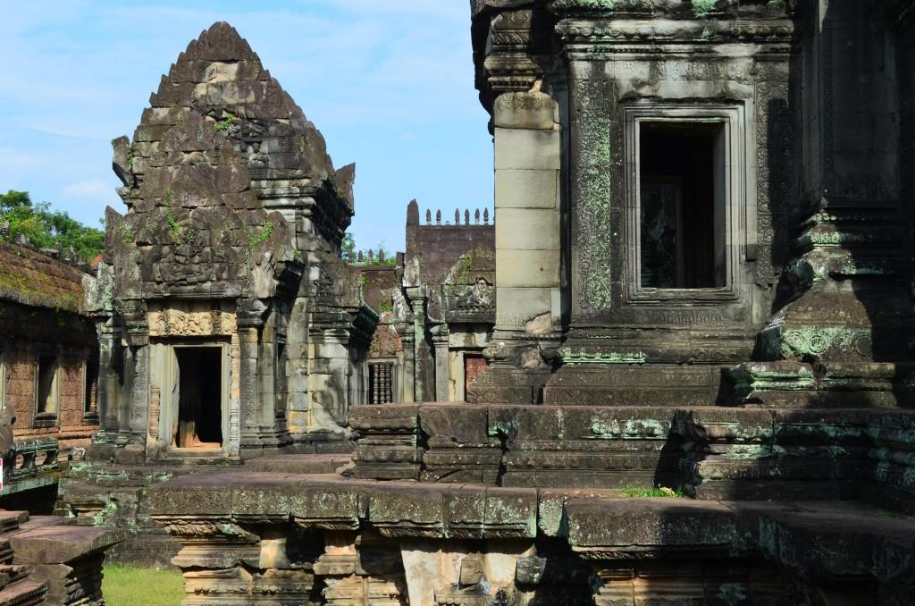 """Banteay Samre ( """"Festung der Samré"""")"""